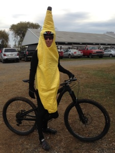The Banana Attacks Kutztown CX 2014!