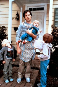 "Anyone remember this movie? I don't get offended when someone calls me ""Mr. Mom"" but some dads do."